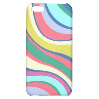 Modern Eames Waves 2 Case For iPhone 5C