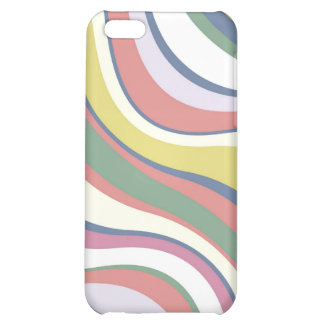Modern Eames Waves 3 Case For iPhone 5C