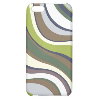 Modern Eames Waves 6 iPhone 5C Covers