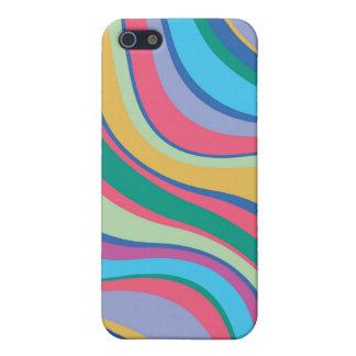 Modern Eames Waves 8 iPhone 5 Covers