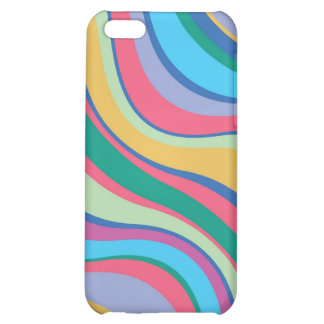 Modern Eames Waves 8 iPhone 5C Cases