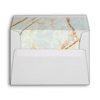 Modern Earth Marble Collection Envelope