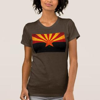 Modern Edgy Arizonan Flag Tees