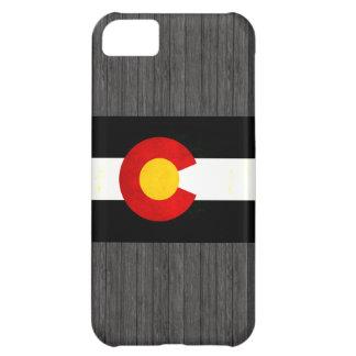 Modern Edgy Coloradan Flag iPhone 5C Cover
