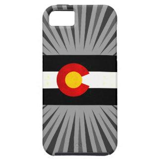 Modern Edgy Coloradan Flag iPhone 5 Cases