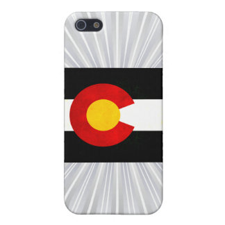 Modern Edgy Coloradan Flag iPhone 5 Covers