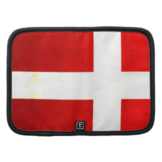 Modern Edgy Danish Flag Organizer
