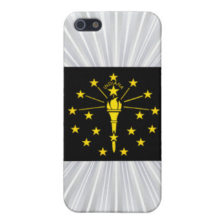 Modern Edgy Indianan Flag iPhone 5/5S Case