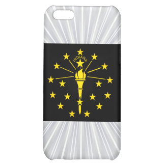 Modern Edgy Indianan Flag iPhone 5C Case