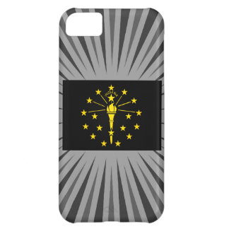 Modern Edgy Indianan Flag iPhone 5C Covers