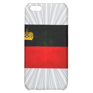 Modern Edgy Liechtensteiner Flag iPhone 5C Covers