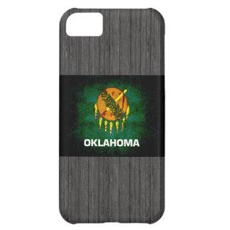 Modern Edgy Oklahoman Flag iPhone 5C Cases