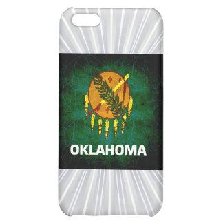 Modern Edgy Oklahoman Flag Case For iPhone 5C