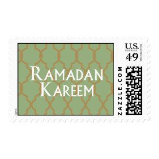 Modern Eid- Ramadan postage