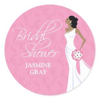 Modern Elegance Pink Bridal Shower
