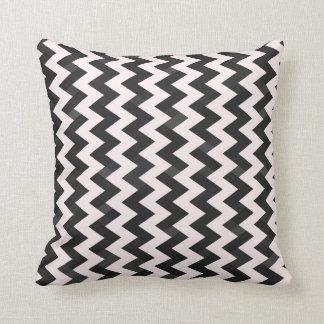 Modern Elegant Chic Chevron Zigzag Pattern Pillows