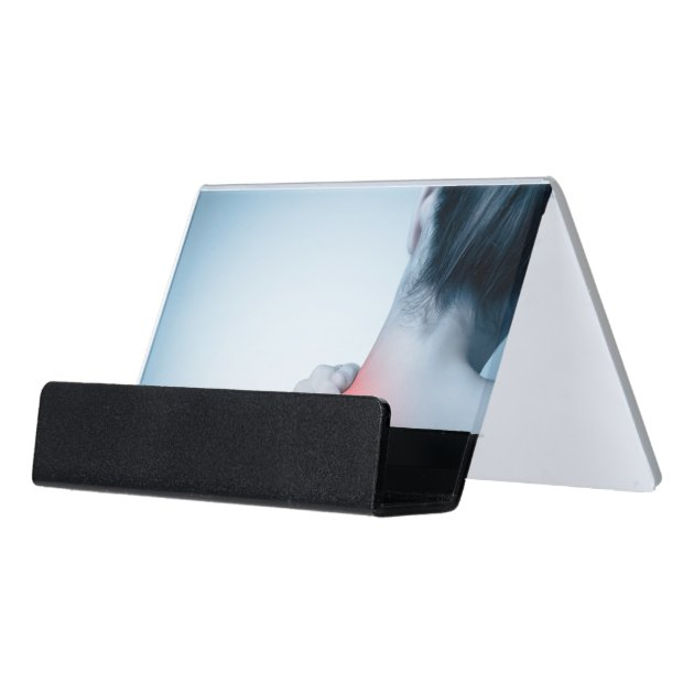 Modern Elegant Massage Therapist Spa and Salon Desk
