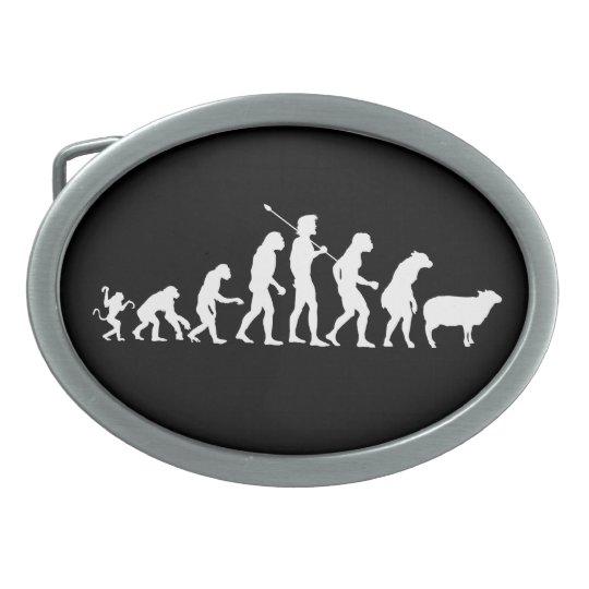 Modern Evolution Belt Buckles