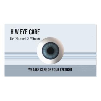 Modern Eye Care Business Card