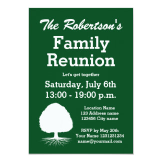 Family Get Together Invitations Announcements Zazzle