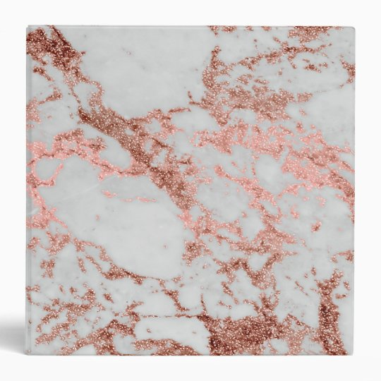 how to add faux gold foil to marble background