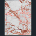 "Modern faux rose gold glitter marble texture image Dry-Erase board<br><div class=""desc"">Modern faux rose gold glitter marble texture image,  shining glow pink,  rose gold glitter abstract strokes,  white grey faux marble stone,  special occasions,  texture,  Shapes,  design,  messy,  craft,  artwork,  illustration,  custom,  young,  decorative,  creative,  fashion,  unique,  fresh,  luxury,  chic,  beautiful,  pretty,  cute,  art,  popular,  awesome,  stylish,  image.</div>"