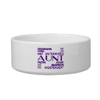 Modern Feminine Chic & Stylish Aunties & Aunts Bowl