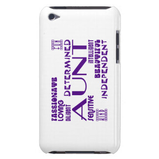 Modern Feminine Chic & Stylish Aunties & Aunts Case-Mate iPod Touch Case