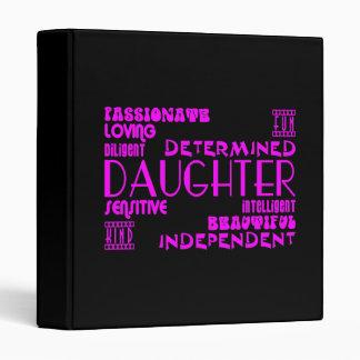 Modern Feminine Chic & Stylish Daughters Binder