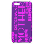 Modern Feminine Chic & Stylish Moms & Mothers Cover For iPhone 5C