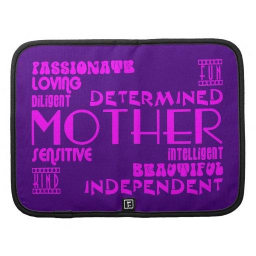 Modern Feminine Chic & Stylish Moms & Mothers Planners