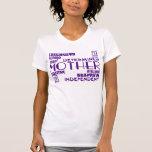 Modern Feminine Chic & Stylish Moms & Mothers T-shirts