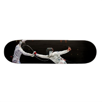Modern Fencing Sword Fighting Dual Skateboard