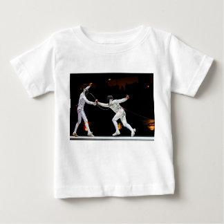 Modern Fencing Sword Fighting Dual T-shirt