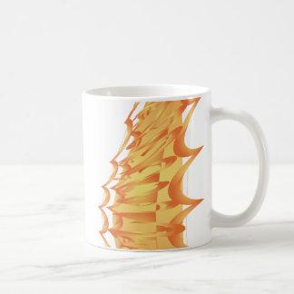 Modern Fire Classic White Coffee Mug