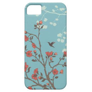 Modern Floral 2 Wedding iPhone 5 Case