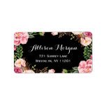 """Modern Floral Wrapping Classy and Romantic Label<br><div class=""""desc"""">================= ABOUT THIS DESIGN ================= Romantic Floral Wreath Wrapping Invitation Suite. (1) All text style, colors, sizes can be modified to fit your needs. (2) If you need any customization or matching items, please feel free to contact me. (In case you didn&#39;t get my response, please check the email SPAM...</div>"""