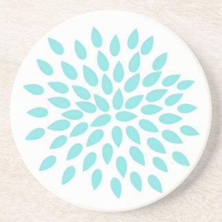 Modern Flower Coaster