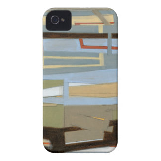 Modern Free Expression Painting by Norman Wyatt iPhone 4 Case-Mate Case