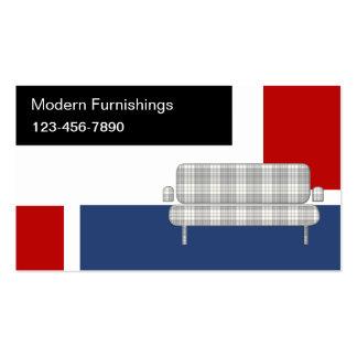 Modern Furniture Business Cards
