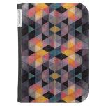 Modern Geometric Kindle Cover