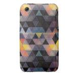 modern geometric patter - iPhone Case-Mate iPhone 3 Case
