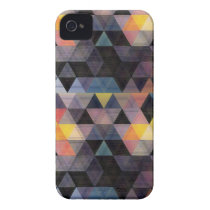 modern geometric patter - iPhone Case-Mate iPhone 4 Cases