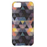 modern geometric patter - iPhone Case For iPhone 5C