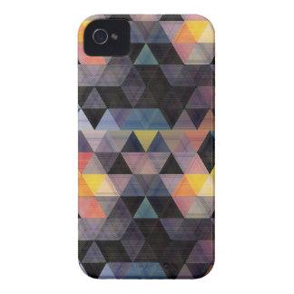 modern geometric patter - iPhone Case-Mate iPhone 4 Case