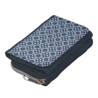 Modern Geometric Pattern Wallet