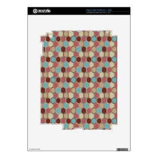 Modern Geometric Decal For iPad 2