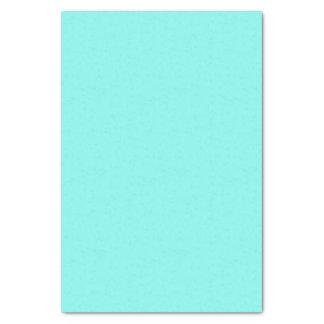 "modern girly aqua  robin egg blue tiffany blue 10"" x 15"" tissue paper"