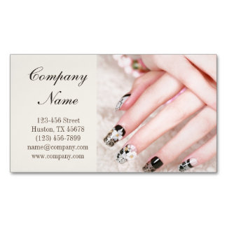 Nail Business Cards Designs Best Nail 2018