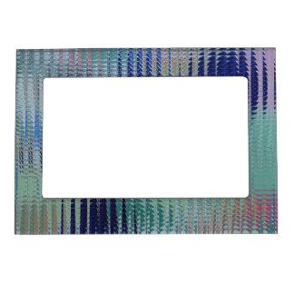 Modern Glass Tile or Metallic Photo Frame